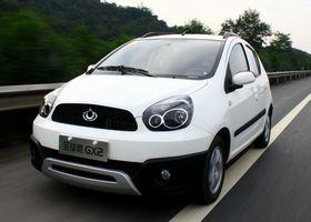 全球鹰GX2 2011款 1.3 手动舒适型