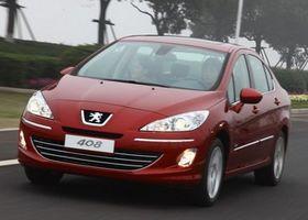 标致408 2011款 1.6L 手动舒适版