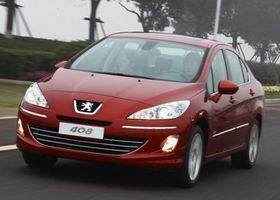 标致408 2011款 2.0L 自动舒适版