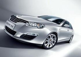 荣威550 2012款 550G 1.8T AT品仕版