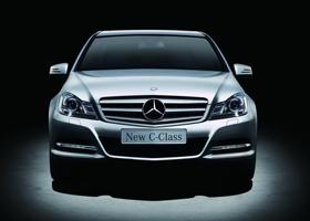 奔驰C级 2011款 C200时尚型