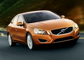 S60 2012款 1.6T DRIVe 舒适版