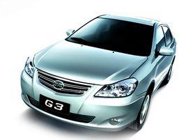 G3 2012款 1.5MT 豪华型
