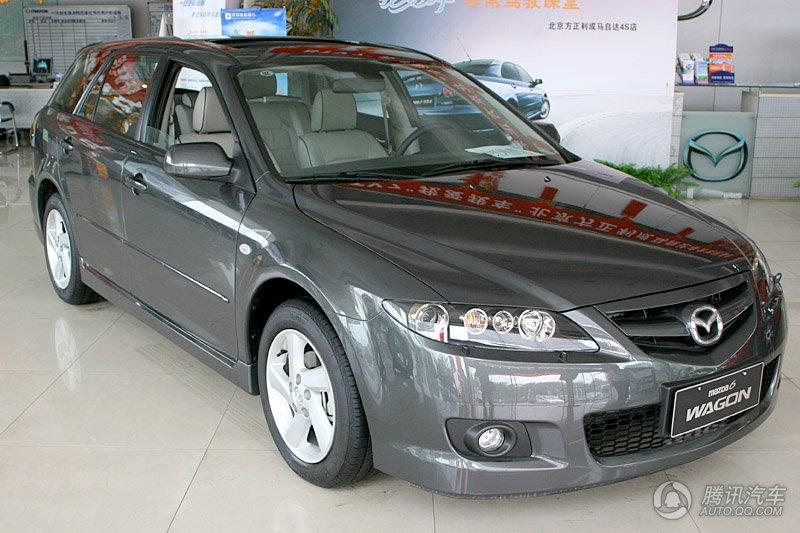 06款 2.3 Wagon 多功能轿车 实拍图