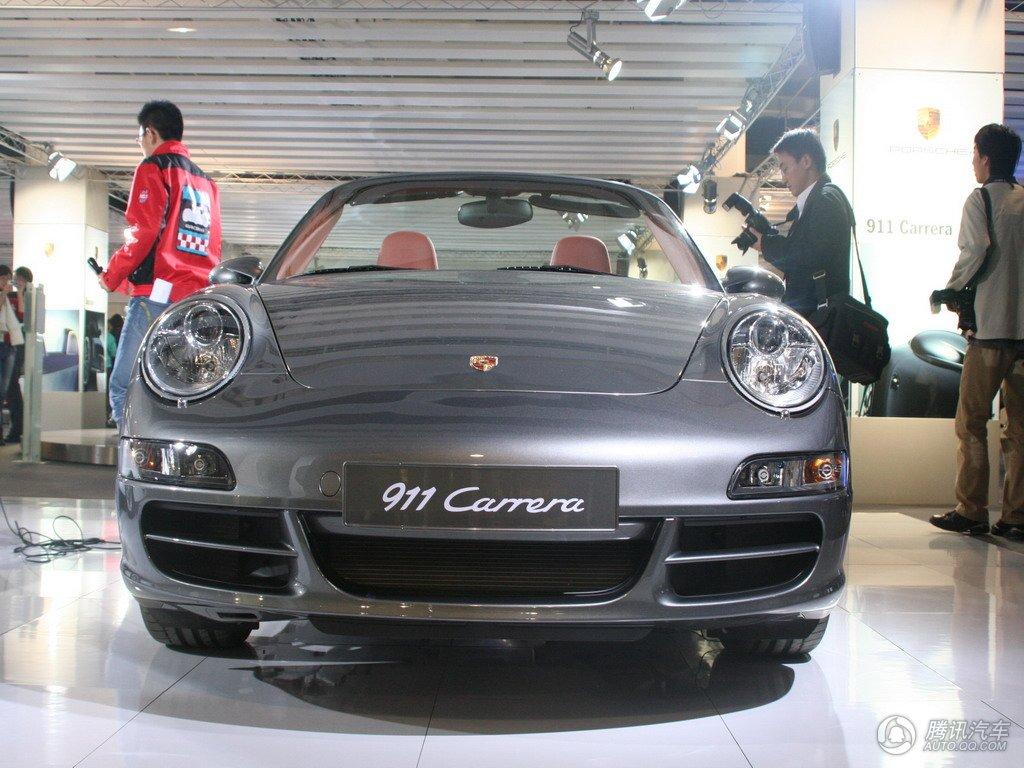 911 Carrera 车展实拍