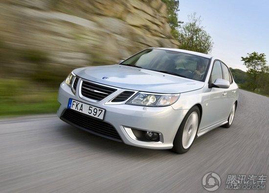 Saab 9-3 08款 四门运动轿车