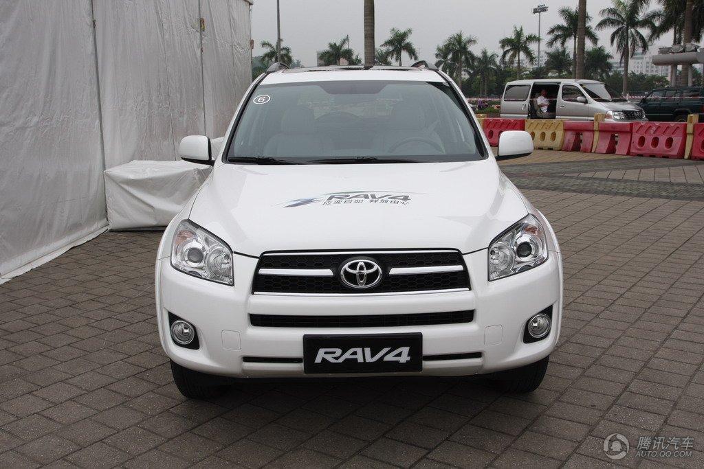 丰田 RAV4(国产) 试驾实拍图
