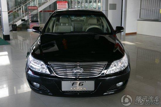 2009款比亚迪F6新财富版 2.0L舒适型 到店实拍