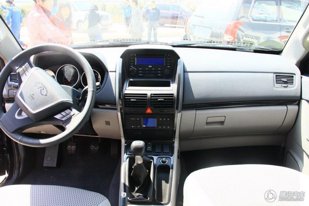 2010款威麟X5 2.0T 四驱舒适型 实拍