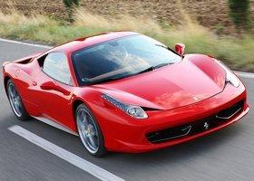 法拉利458 Italia2011款 4.5L Italia