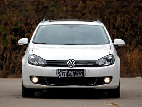 腾讯汽车评测大众Golf Variant