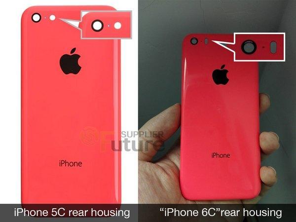 疑似iPhone 6c现身官网 或配备Touch ID