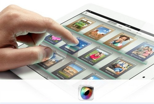 CNET评论:新iPad缺乏亮点库克黔驴技穷