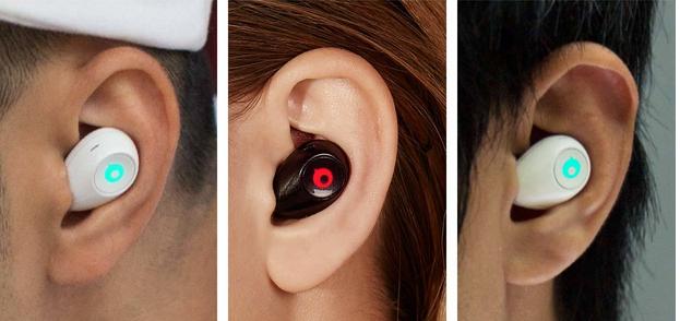 世界首款碳纳米管无线耳机 让你知道什么叫音质