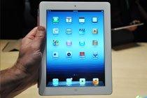 新iPad白色版