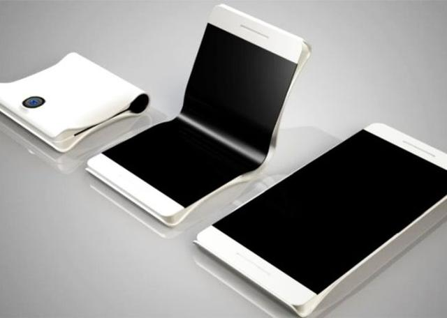 三星可折叠手机专利曝光 真机或明年初亮相