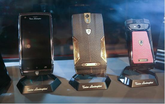 纽约科技展上的奢华天价高科技产品