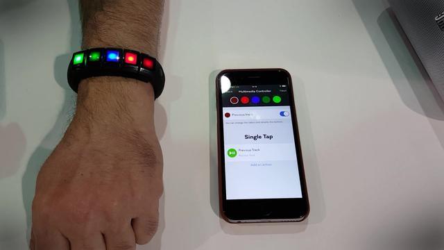 NEX Band智能手环体验 能控制也能社交