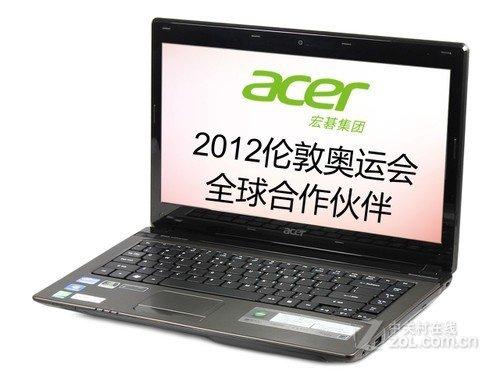 i3-2330M芯配独显 宏碁4750G本3299元