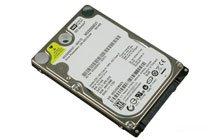 西部数据 5400转320GB笔记本硬盘