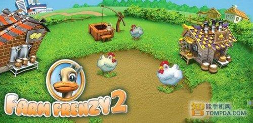 安卓经营游戏:疯狂农场2 Farm Frenzy 2