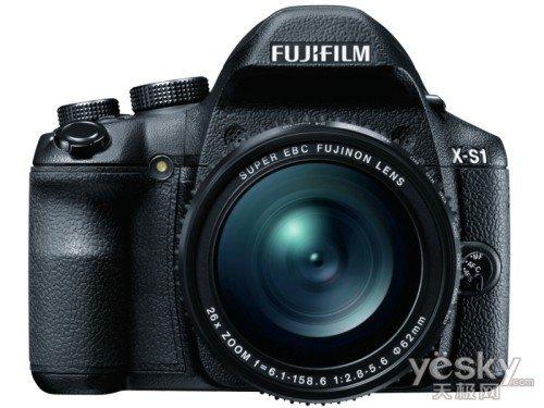 X系卓越旗舰品质 富士X-S1最新报价5615元
