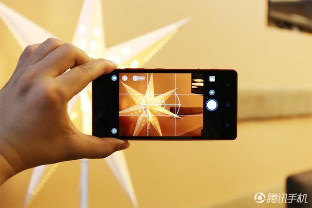联想VIBE Shot评测:很带感的拍照手机
