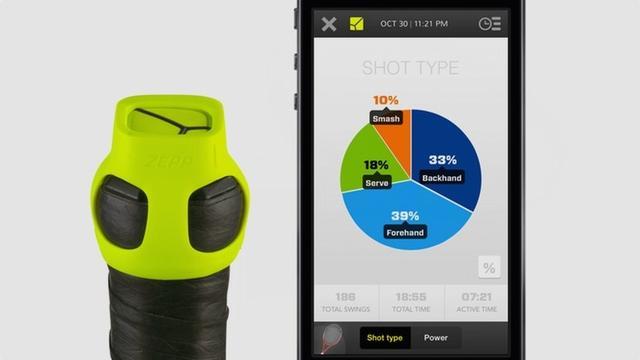 这些可穿戴设备能帮你大幅提升网球水平