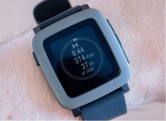 Pebble Time众筹版智能手表体验:没核心功能