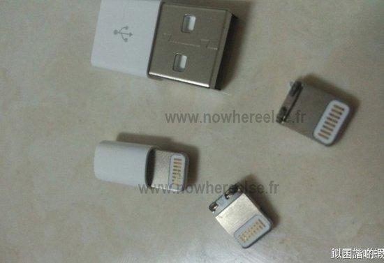 下一代iPhone的Dock连接器曝光