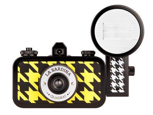 LOMO族关注 最新版La Sardina相机发布