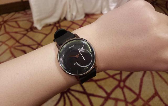 诺基亚要收购的Withings来了 长着传统手表脸