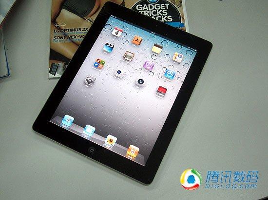 5月6日正式开卖 行货版苹果iPad 2评测