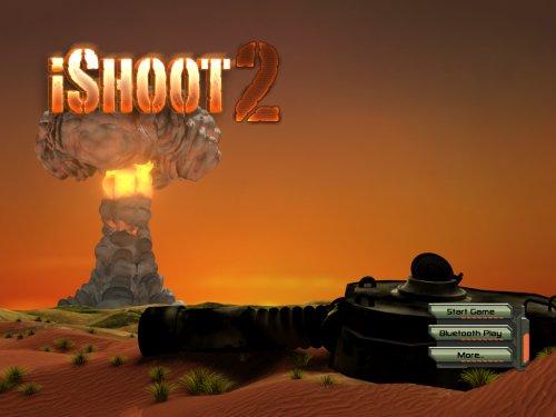 经典百战天虫式射击游戏 iPad坦克大战