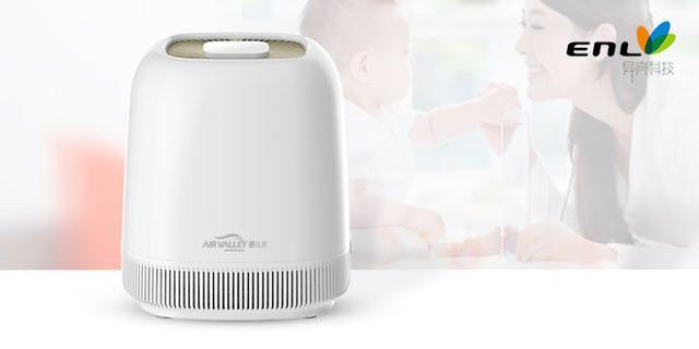 【寒武】婴儿方空气净化器发布 功能强大很智能