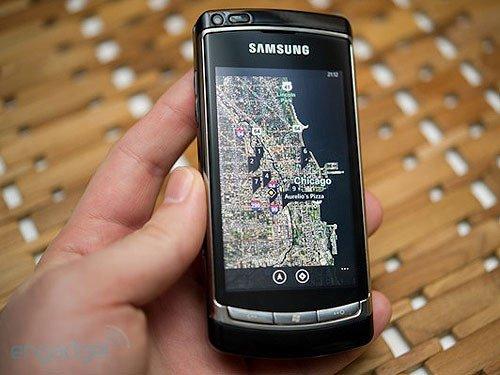 phone 7地图导航