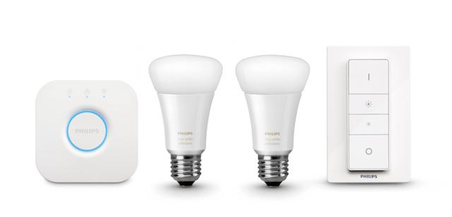 飞利浦发布新款智能灯泡 用色温变化帮你入睡