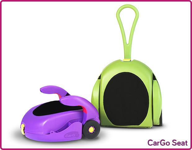 Car Seat and Travel Bag