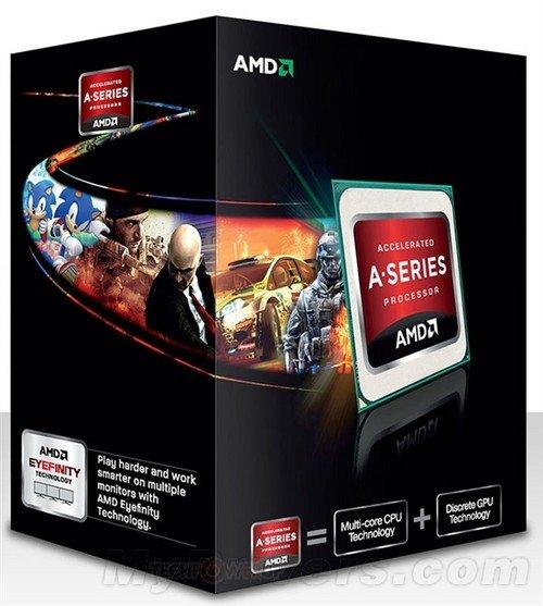 AMD A10 5800K可以轻松超频至6.5GHz