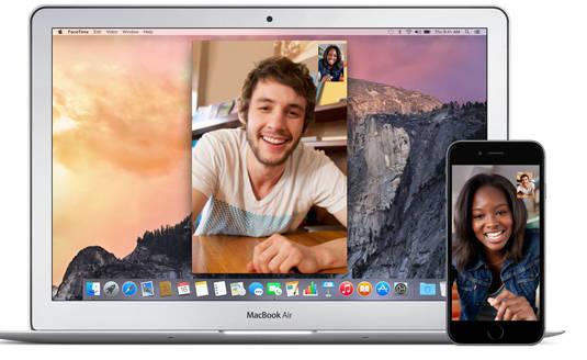 传iOS 11将新增FaceTime群聊功能 最多可5人视频