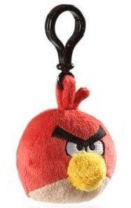 愤怒的小鸟手机挂链