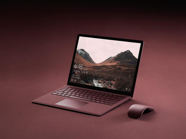 微软发布Windows 10 S 新笔记本也亮相待机超30天