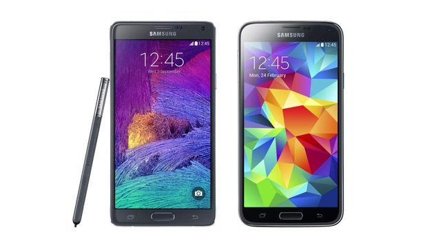 传三星最早11月为S5和Note 4升级Android L