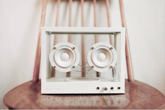 """这个透明音箱让用户""""看到""""声音是如何生成的"""