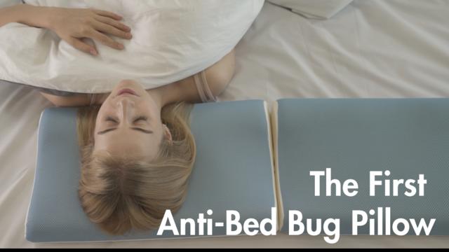 枕头上全是螨虫好恶心!那就天天用肥皂洗吧
