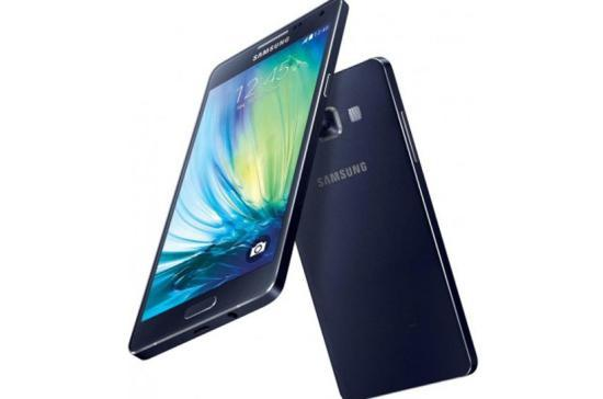 三星Galaxy A5渲染图曝光 拥有黑白两种颜色