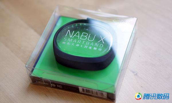 雷蛇Nabu X智能手环评测 体验一般应用待完善