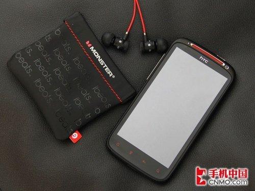 HTC Sensation XE热卖中 1.5GHz双核机