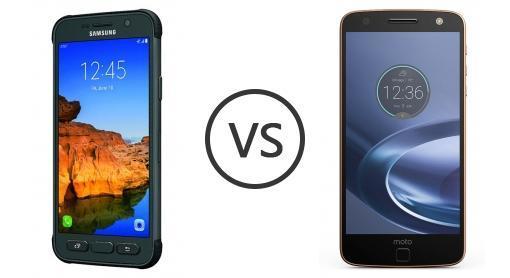 Moto Z Force VS 三星S7 Active对比评测 看谁更抗摔?