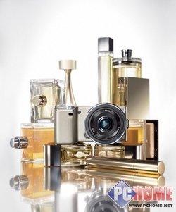 索尼发布金色双镜头套装NEX-5C